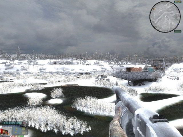 S.T.A.L.K.E.R.: Call of Pripyat - Frosty Wind CoP
